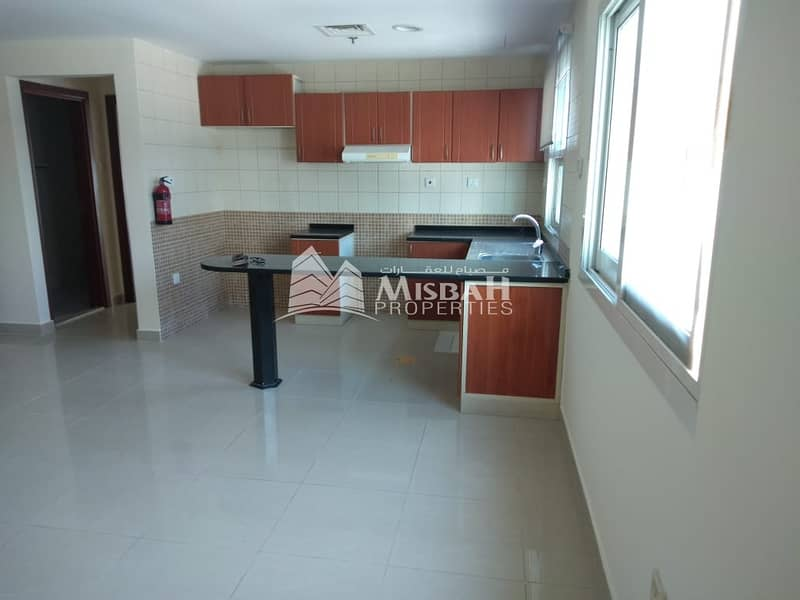 Well Maintained 1 BHK  With Balcony  Available For Rent @ 45 K in Al Barsha1