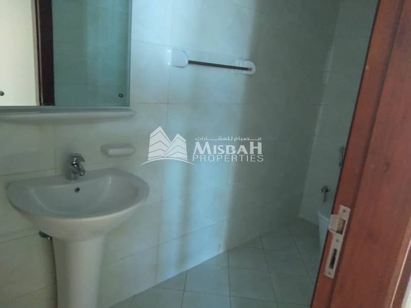10 Well Maintained 1 BHK  With Balcony  Available For Rent @ 45 K in Al Barsha1