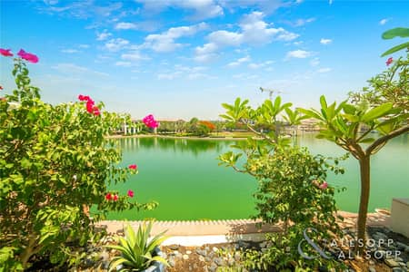 3 Bedroom Flat for Sale in Green Community, Dubai - Upgraded | Terrace Apartment | Lake View