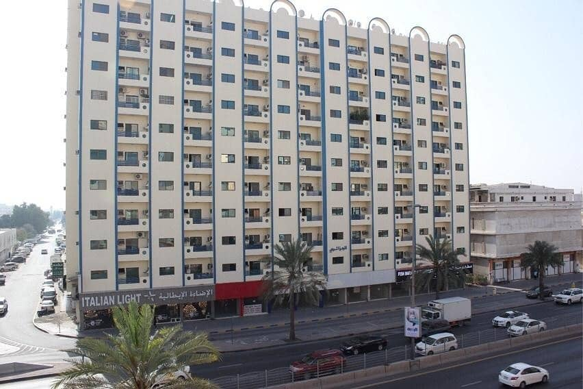 PROMOTION!! LOW-Priced & NO COMMISSION| 2 Bedroom + 2 Bathroom Available at Prime Location of Al Wahda Street
