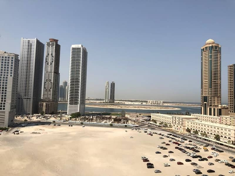 14 ONE MONTH FREE!! AMAZING 3 BHK WITH BEAUTIFUL VIEW OF CORNICHE LAKE