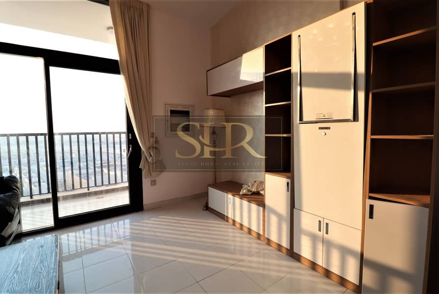 2 4-6 Cheques | Fully Furnished Studio in Al Furjan