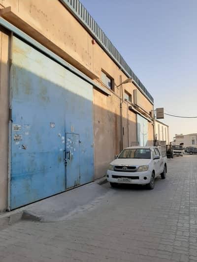 مستودع  للايجار في المدينة الصناعية الجديدة، عجمان - مستودع في المدينة الصناعية الجديدة 65000 درهم - 4779559