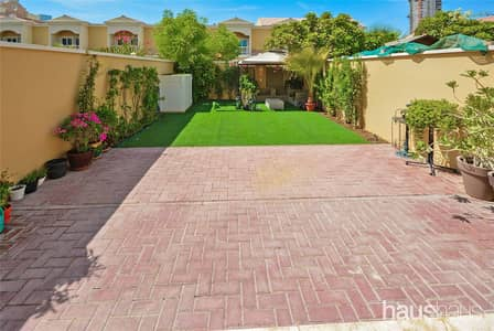 1 Bedroom Townhouse for Rent in Jumeirah Village Circle (JVC), Dubai - Converted 2 Bed   Landscaped Available End of Sept