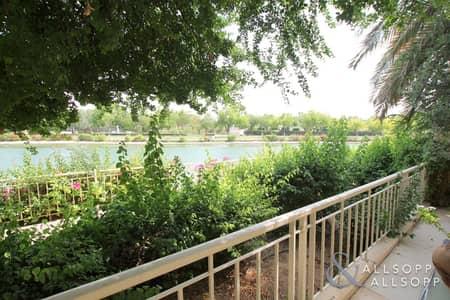 فیلا 2 غرفة نوم للبيع في الينابيع، دبي - EXCLUSIVE | Full Lake View | Type 4E
