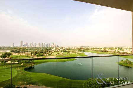 3 Bedroom Apartment for Sale in The Hills, Dubai - 3 Bed Plus Maids | Corner Unit | Golf View