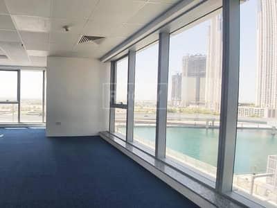 مکتب  للايجار في الخليج التجاري، دبي - Prime Location Close to Metro Well Maintained Office