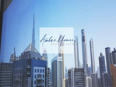 1 Bedroom Flat for Sale in Business Bay, Dubai - HOT Price - Burj Khalifa view | Furnished 1 BR
