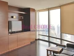 Luxury 2BR Apartment|Middle Floor|Unfurnished Unit