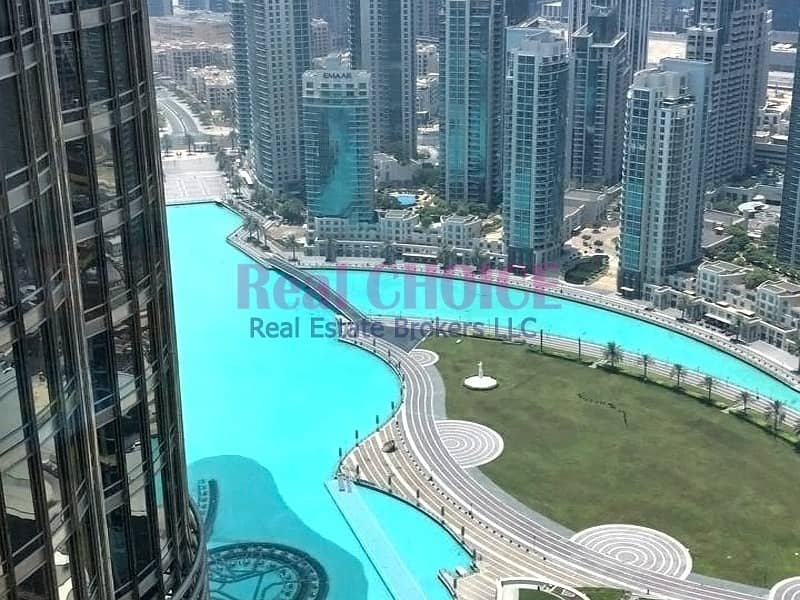 2 Luxury 2BR Apartment|Middle Floor|Unfurnished Unit