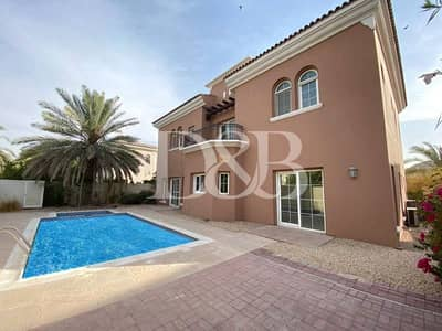 فیلا 5 غرف نوم للايجار في المرابع العربية، دبي - Private Pool | Available Now | Maid's Room