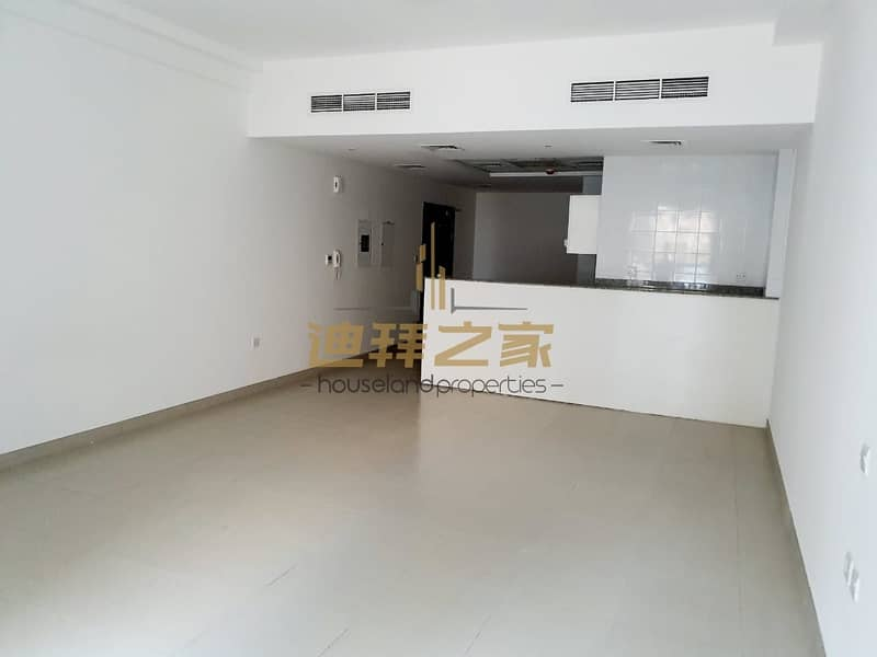 2 750Sqft Studio| Balcony+Wardrobes|Al Khail Heights