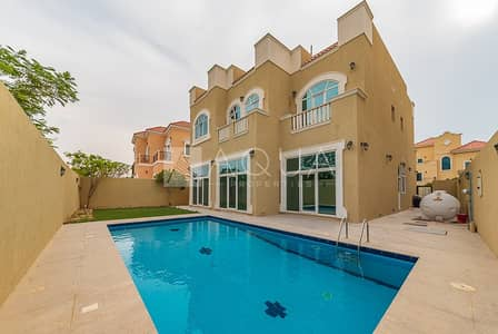5 Bedroom Villa for Rent in The Villa, Dubai - XL Modern 5 Bed Custom Villa w/ Priv. Pool