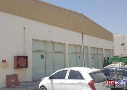 Warehouse for Rent in Ajman Industrial, Ajman - 3000 Sq Ft / Warehouse  For Rent in New Industrial Area, Ajman