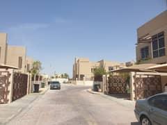 Superlative form villa in huge compound next to al raha  garden