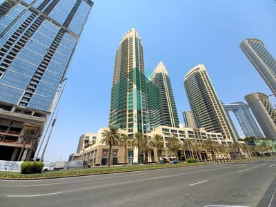 2 Bedroom Flat for Rent in Downtown Dubai, Dubai - Fully furnished 2Br Apt for rent in Loft Central