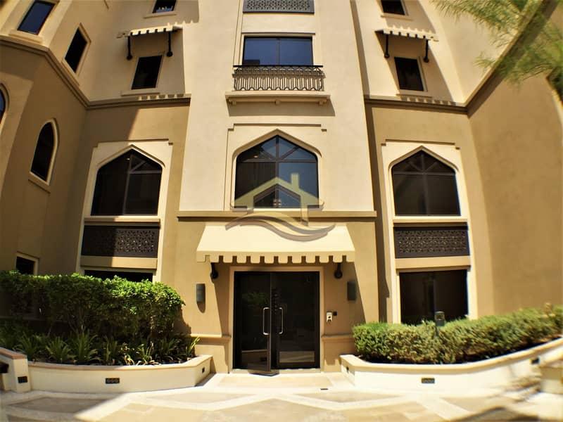 2 With Health Club, Pool, Parking   With Balcony, Terrace  and Barbeque Area   Near Saadiyat Beach
