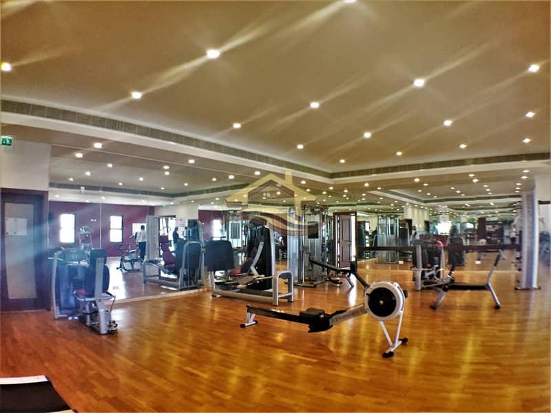 27 With Health Club, Pool, Parking   With Balcony, Terrace  and Barbeque Area   Near Saadiyat Beach