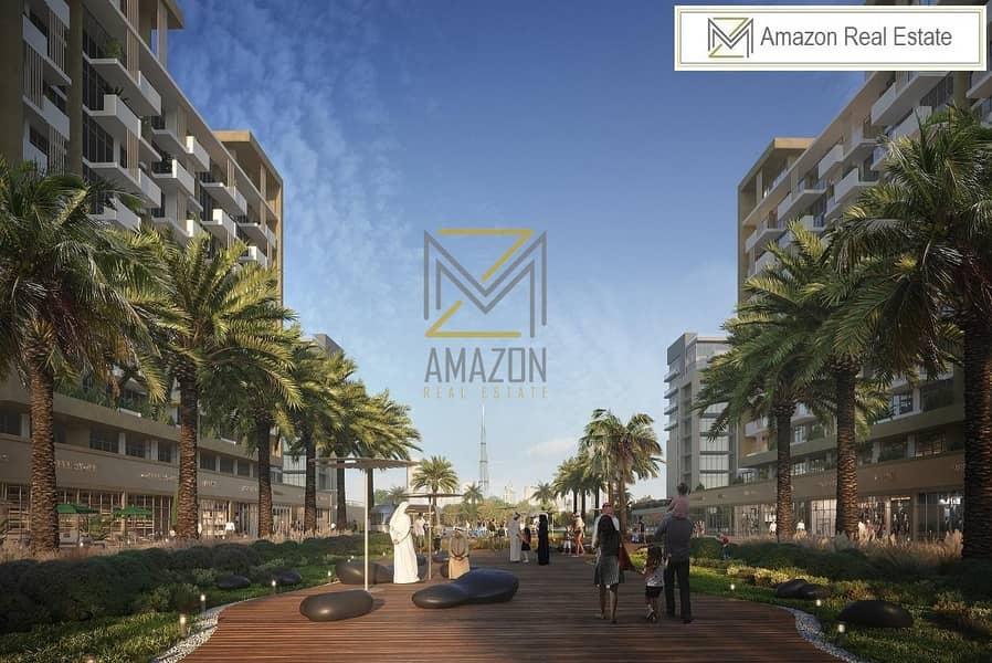 10 High Return of Interest / Brand New Shops / Spacious and Serene Area - Azizi Shops