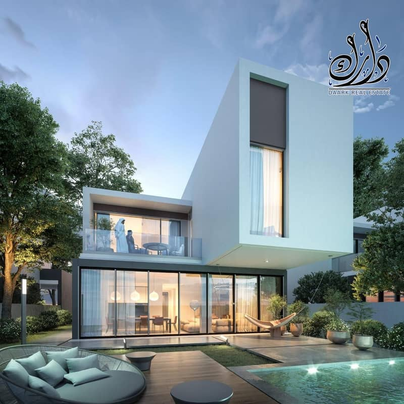 2 I own a villa in Downtown Sharjah with an easy payment plan