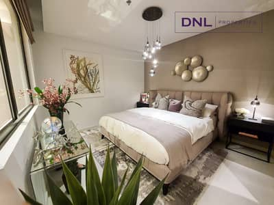 1 Bedroom Apartment for Sale in Mohammad Bin Rashid City, Dubai - Excellent opportunity l 8% Guaranteed ROI  l  Full skyline view