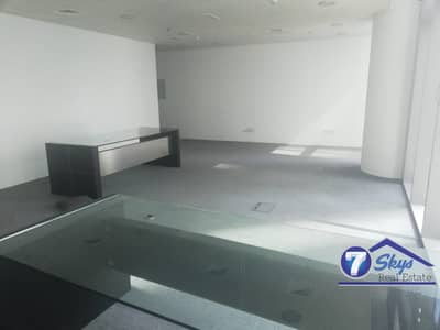 Office for Rent in Business Bay, Dubai - Fitted Office in Metropolis Tower Only 35k
