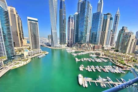 3 Bedroom Apartment for Sale in Dubai Marina, Dubai - Exclusive | Full Marina View | 2