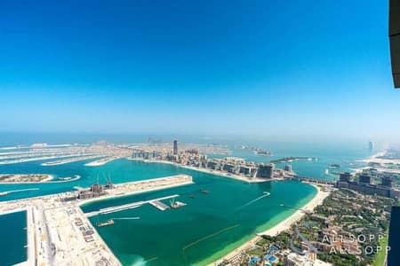 بنتهاوس 5 غرف نوم للبيع في دبي مارينا، دبي - Half Floor Penthouse | Panoramic Sea Views