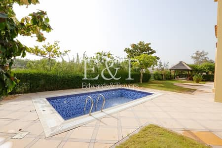 فیلا 4 غرف نوم للبيع في جزر جميرا، دبي - Large Plot| Fully Lake view | Fully Upgraded | Jl