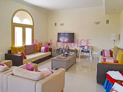 3 Bedroom Villa for Rent in Dubailand, Dubai - Well-kept 3BR|Semi Detached Villa|Andalusian Style