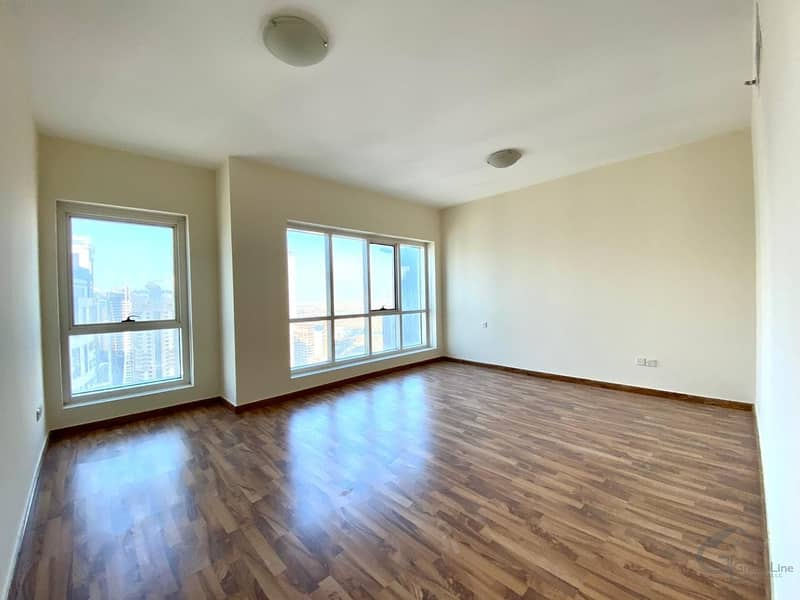 2 Huge 2 Bedrooms with study + laundry I High Floor I Very Nice View