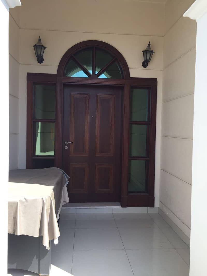 2 Fully Unfurnished - Big Garden - 4 BR with Maids