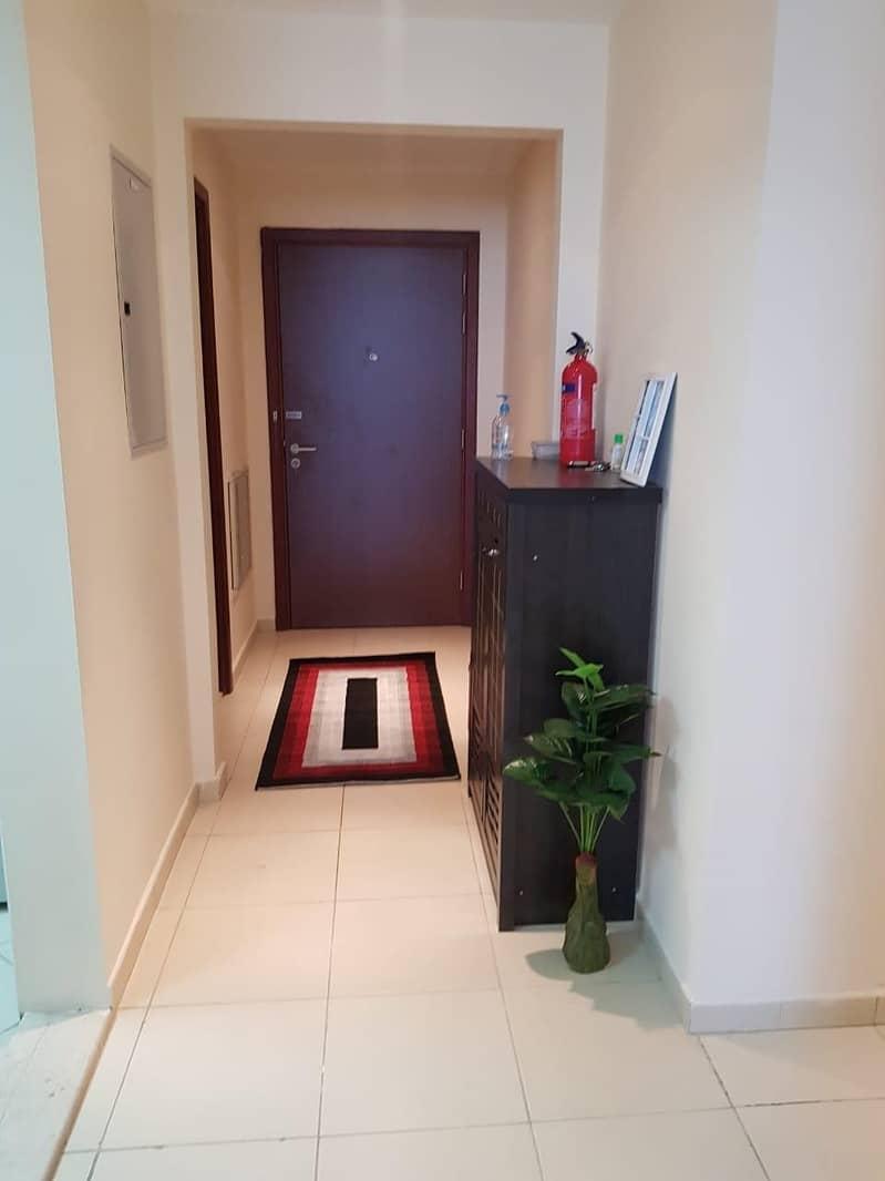 شقة في أبراج عجمان ون الصوان 2 غرف 450000 درهم - 4780002