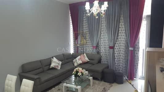 فلیٹ 1 غرفة نوم للبيع في داماك هيلز (أكويا من داماك)، دبي - High End Furnished Spacious 1 Bedroom