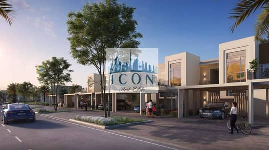 تاون هاوس 2 غرفة نوم للايجار في دبي الجنوب، دبي - Brand New TH |Ground & 1st Floor for Rent | | Dubai South