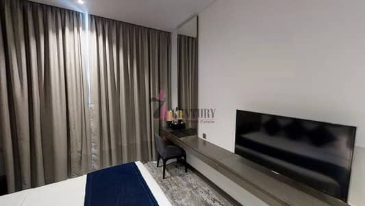 استوديو  للايجار في الخليج التجاري، دبي - High Quality Luxury Studio | Canal View | Prive