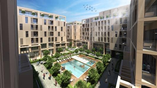 فلیٹ 1 غرفة نوم للبيع في مويلح، الشارقة - بقسط شهري 2600 درهم  | تملـك غـرفـة و صـالة  | مثـاليـة للاستثمـار