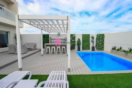 فیلا 3 غرف نوم للايجار في السمحة، أبوظبي - Brand new 3bed villa with private pool