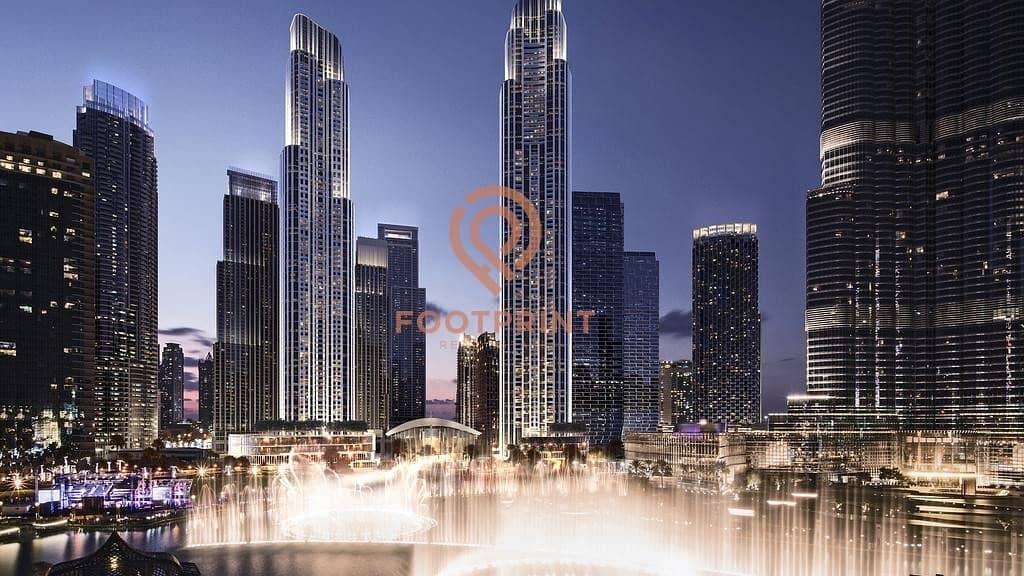 5BR Full Floor Penthouse  Right Adjacent to Burj Khalifa