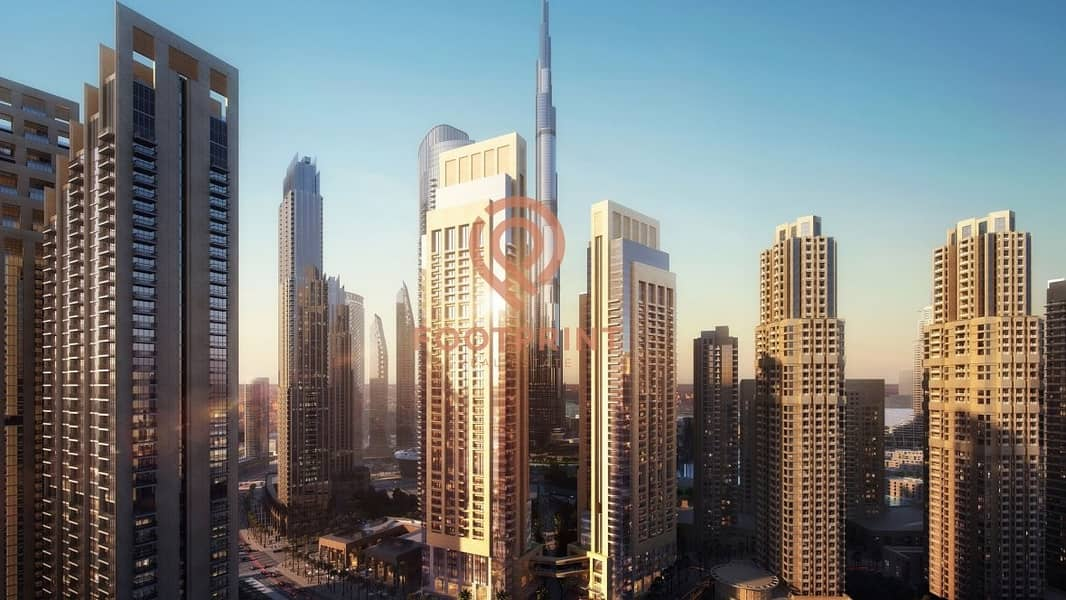 4 BED Penthouse | Private Terrace | Massive Layout | Burj and Fountain View