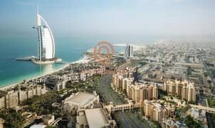 3 Bedrooms, Premium Location facing Burj Al Arab