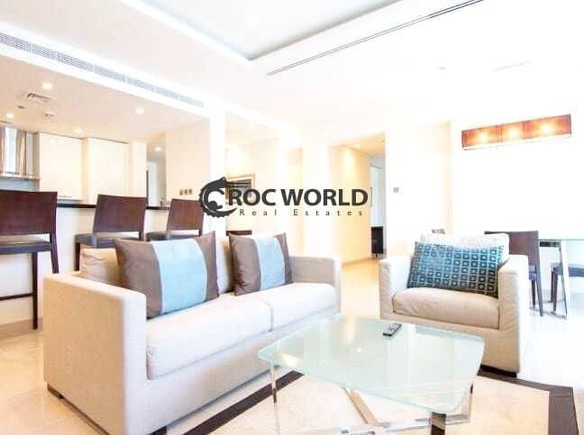 2 Fully Furnished|Spacious 2 BR|Luxury Apartment Available