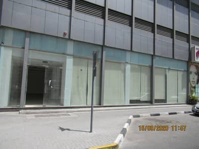 Showroom for Rent in Abu Shagara, Sharjah - front entrance