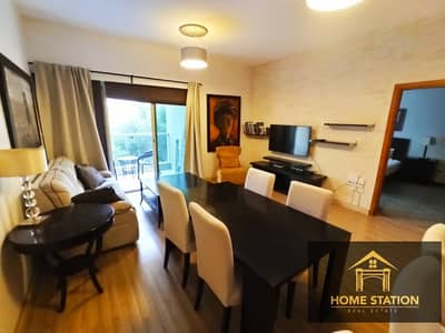 1 Bedroom Flat for Rent in The Greens, Dubai - CHILLER FREE |EMAAR| FURNISHED |BRIGHT & SPACIOUS