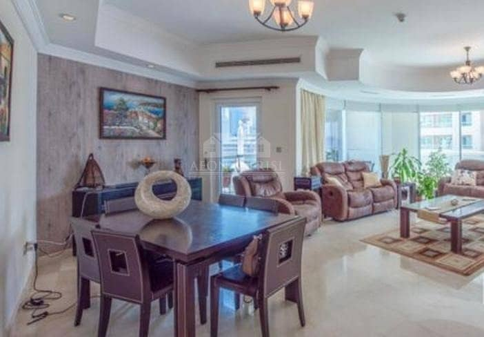 2 Upgraded and Furnished 3 BR+Maid + Study