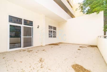 Ground Floor | Large Terrace | Garden View