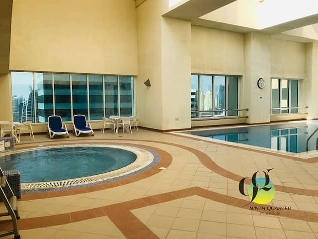 17 Spacious/Well Maintained 2BR on high floor with Amazing View