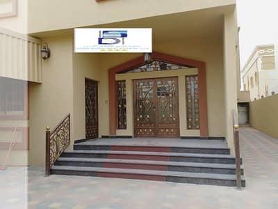 فیلا 5 غرف نوم للبيع في المويهات، عجمان - فيلا للبيع فى عجمان مع تمويل بنكى يصل الى 100%