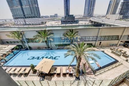 Amazing Studio with Dubai Canal View  and Balcony