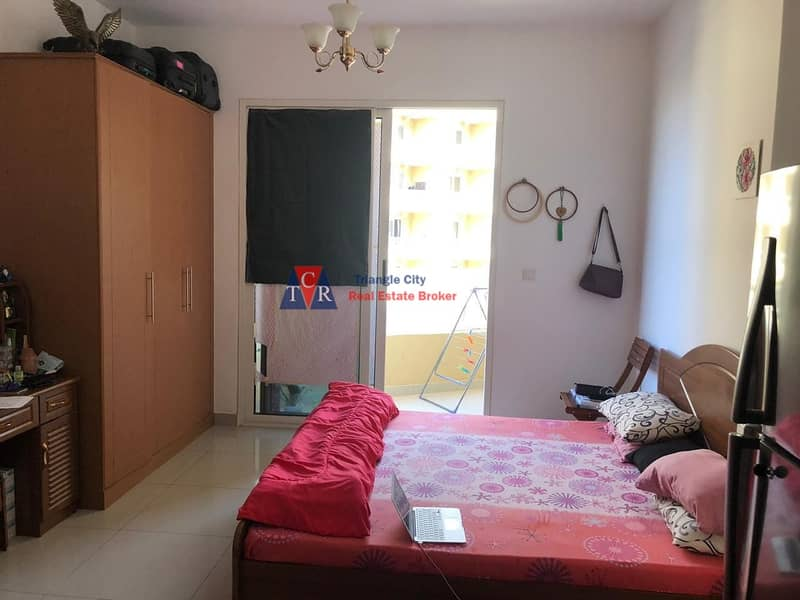 Investor deal for urgent sale rented studio in impz with parking